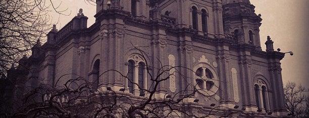 东堂 St. Joseph's Cathedral (East Church) is one of Beijing.