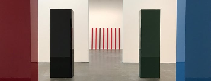 David Zwirner Gallery is one of The 15 Best Art Galleries in New York City.