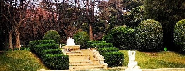 Barcelona s top 5 picnic spots - Jardins del palau ...