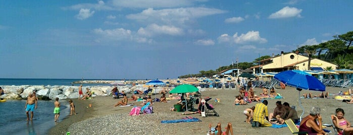 Spiaggia Di Cecina is one of The Next Big Thing.