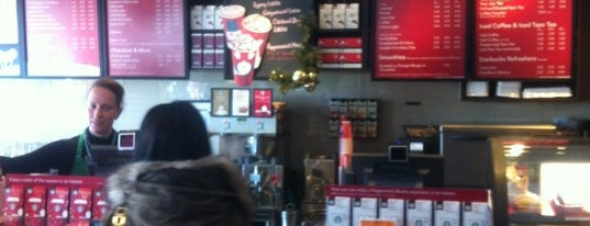 Starbucks is one of Toronto.