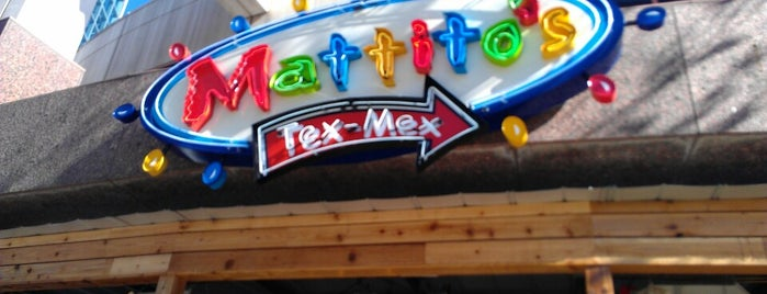 Mattito's is one of Place to eat.