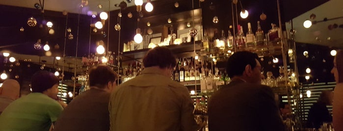 Bar Cloakroom is one of Montreal.