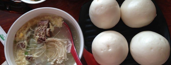 Myung In Dumplings is one of LA: Central, East, Valleys.