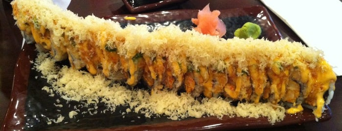 Sakura Japanese Restaurant is one of The 15 Best Places for Roe in Memphis.
