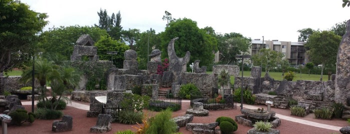 Coral Castle is one of Aluxe Miami-Palm Beach.