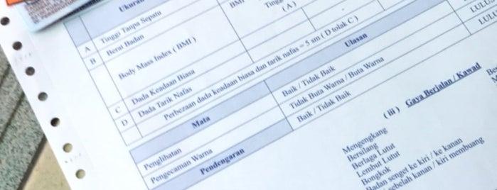 Akademi Latihan Pertahanan Awam is one of Learning Centers,MY #5.