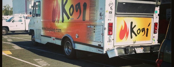 Kogi BBQ Truck is one of L.A..