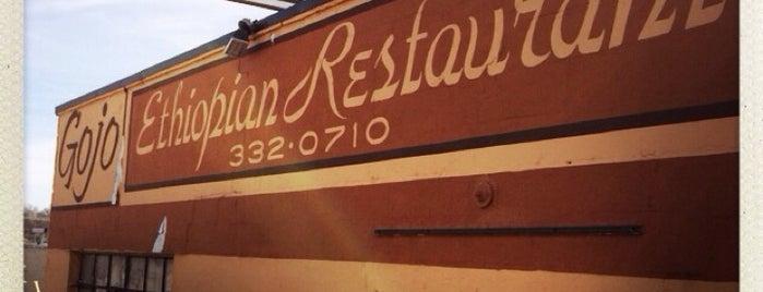 Gojo Ethiopian Restaurant is one of Nashville to-do.