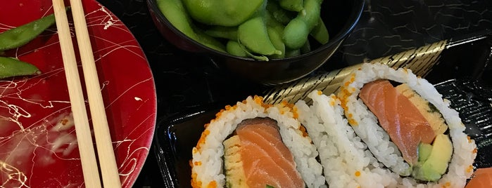 Eat Me Sushi is one of Japanese Restaurants in Newtown & Enmore.
