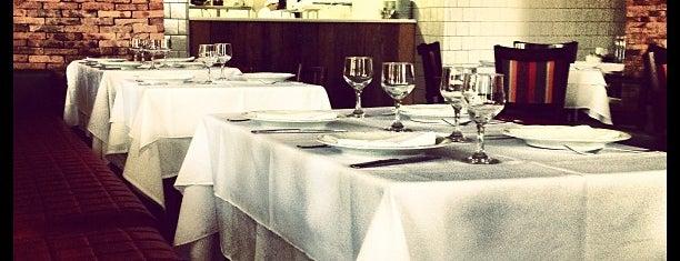 Anella Restaurante is one of Top 10 favorites places in Belo Horizonte, Brasil.