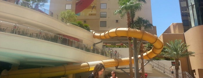 Golden Nugget Pool is one of Vegas To-Do.