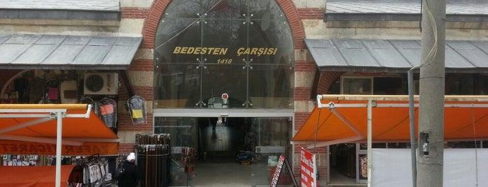 Bedesten Çarşısı is one of Edirne.