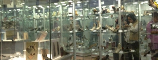 Museo del Zapato is one of Para salir de lo miiiiismo de siempre.