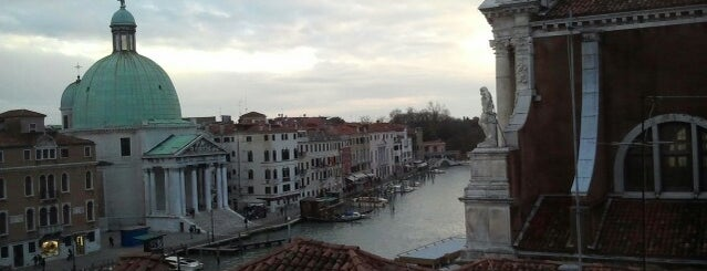 Boscolo Hotel Bellini Venice is one of Hotels.