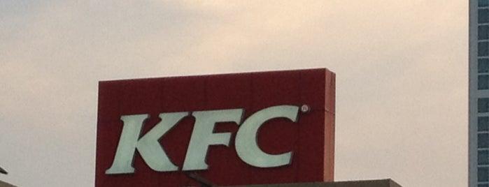 KFC - Ajman's Beach is one of Top 10 restaurants when money is no object.