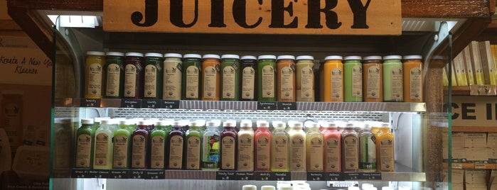 Kreation Juicery is one of Being healthy.