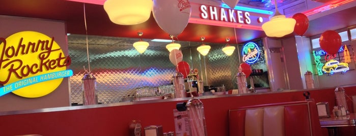 Johnny Rockets is one of Moscow New Wave.