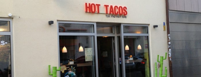 Hot Tacos is one of Nbg.