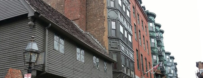 Paul Revere House is one of Boston Hits.
