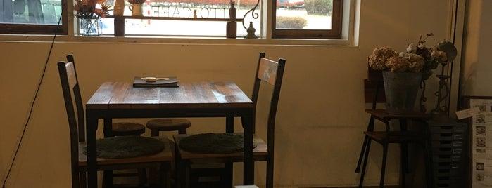 絲cafe is one of My favorite sopts..