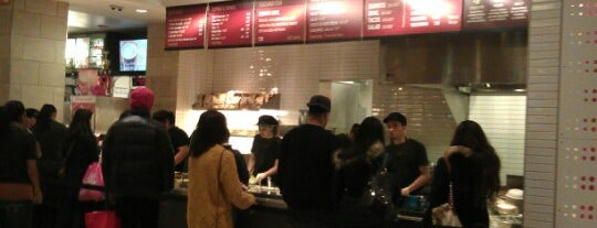 Chipotle Mexican Grill is one of Favorite Restaurant In NYC.