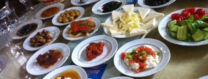 Kuzuoğlu Restaurant is one of İzmir.