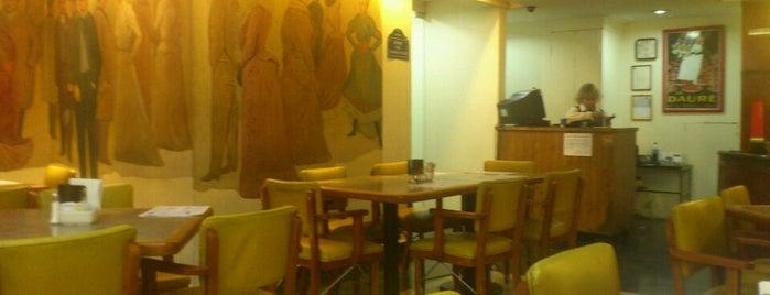 Rendez Vous Restaurante is one of SLP.
