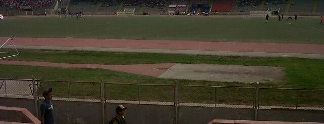 Estadio Elías Aguirre is one of Events To Visit....
