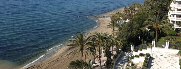 Marina Marbella is one of Málaga: Coffee, brunch, shopping & chill places!.