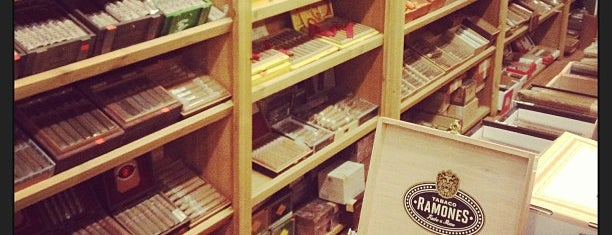 Hyde Park Cigars is one of Hyde Park.