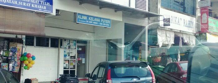 Klinik Kelana Puteri is one of where to stay!!.