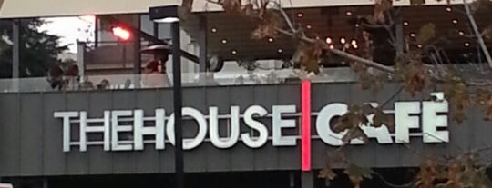 The House Café is one of Restaurants, Cafes, Lounges and Bistros.