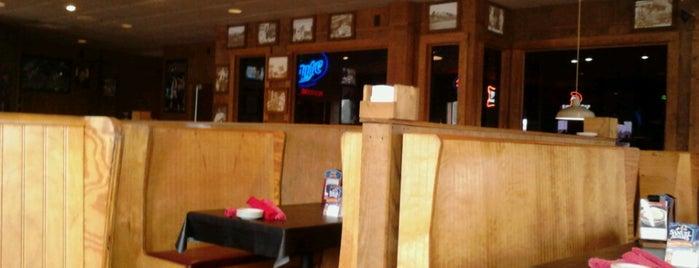 Sagebrush Steakhouse & Saloon is one of Eateries.