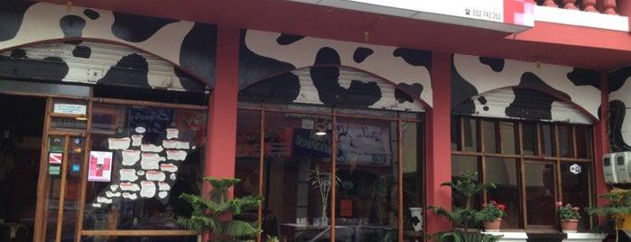 Swiss Bistro is one of Ecuador best spots.