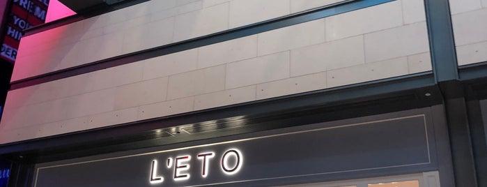 L'ETO is one of Dubai Morning 🌞.
