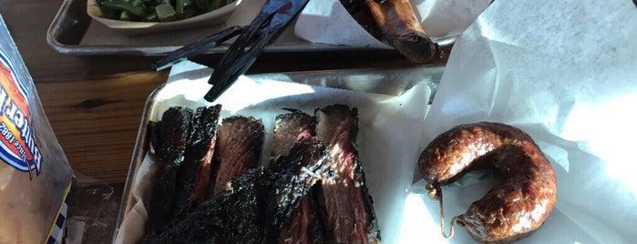 Black's BBQ is one of Austin, TX.