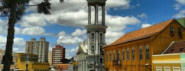 Feirinha do Largo da Ordem is one of Curitiba.