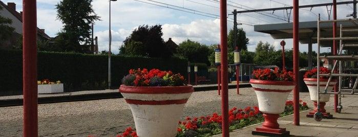 Station Ingelmunster is one of Bijna alle treinstations in Vlaanderen.