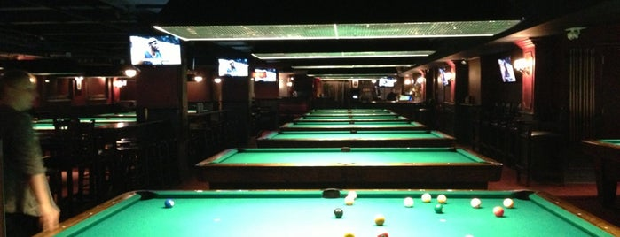 society billiards bar is one of the 15 best places with pool tables in new - Pool Tables For Sale Near Me