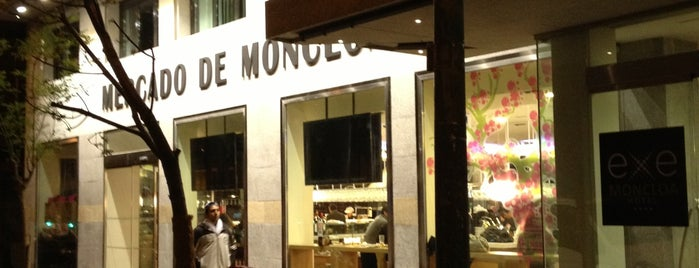 Mercado de Moncloa is one of Wish list.