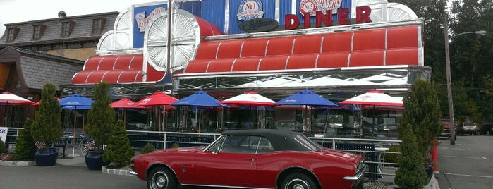 Jefferson Diner is one of Diners, Drive-Ins, and Dives- Part 2.