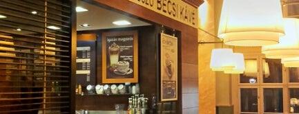 McCafé is one of Coffee.