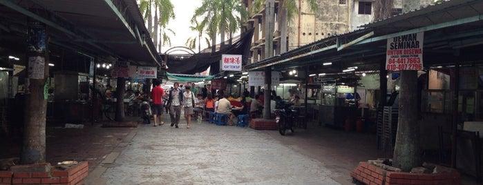 双溪大年好吃街(二街) is one of Restaurant.