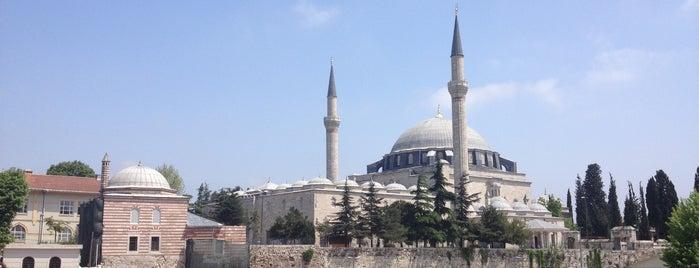 Yavuz Sultan Selim Camii is one of Istanbul.