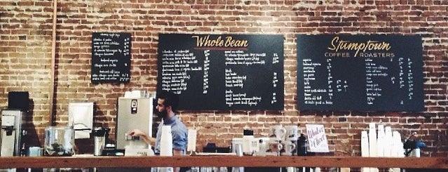 Stumptown Coffee Roasters is one of uwishunu portland.