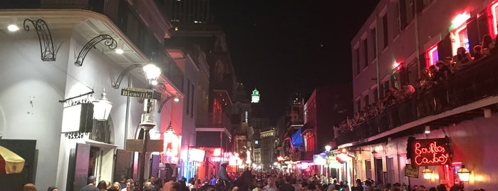 The French Quarter is one of Go Ahead, Be A Tourist.
