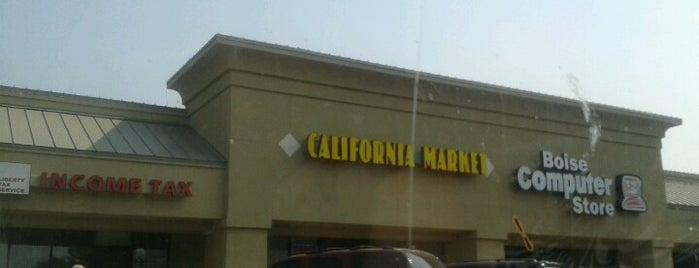 California Market is one of Boise.