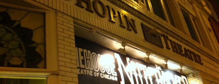 Chopin Theatre is one of Wicker Park/Bucktown: 10 things to do.