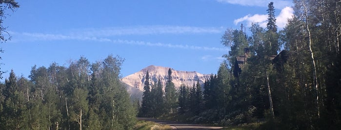 Mountain Village is one of A Family Road Trip to Southwest Colorado.